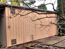 Eichler Garage Completed