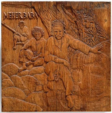 Meher Bas Relief