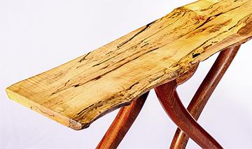 Michael Childs - Marin Art - artist, custom woodworking